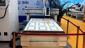 Making Wood Furniture High Precision Atc Cnc Router For Wood Furniture Making Hbn 481