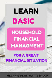 3 Small Changes For Better Household Financial Management