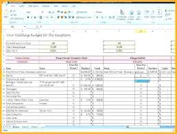 Wedding Excel Checklist Budget Template Numbers Mac Easy Excel Wedding Checklist For