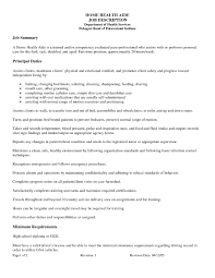 Health Care Aide Resume Sample Home Health Aide Resume Sample Best Of Home Health Aide 21