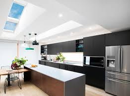 VELUX Skylights Will Have A Huge Impact On Your Kitchen Extension - Huge kitchens