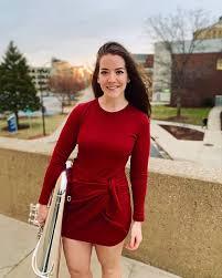 Meet our musicians! 🎶 Abby Weaver... - The University of Akron  Tuba/Euphonium Studio | Facebook