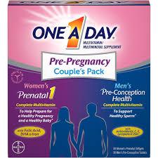 Super Liquid Folate Designs Health One A Day Mens Womens Pre Pregnancy Multivitamin