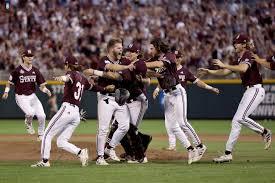 Mississippi state baseball, starkville, mississippi. Mississippi State Shuts Down Vanderbilt Again For First College World Series Title The Boston Globe