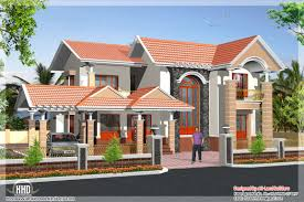 Small Picture South Indian 2 storey house Kerala home design and floor plans