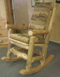 modern wood furniture designs ideas. Diy Outdoor Furniture From Tree Logs | Rocking Chair Made Of Handmade Wood  Modern Designs Ideas