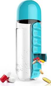 <b>Бутылка органайзер</b> Asobu In style (<b>0</b>,<b>6</b> литра) голубая, шт ...