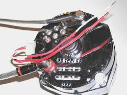 internally regulated alternator conversion what we re seeing here is a 1 wire 3 wire alternator that can be wired either way i ve got the alternator pigtail already installed as well as a ground