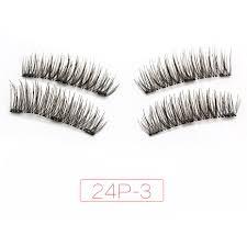 <b>Shozy</b> Magnetic eyelashes with 3 magnets <b>handmade</b> 6D magnet ...