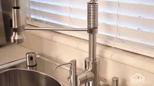 Danze Kitchen Faucets Reviews Danze D455158 Review Youtube