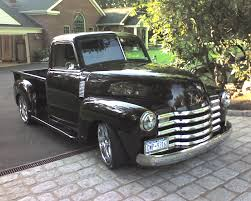 1951 Chevy Truck. Tan | MY FATHER'S TRUCK - CHEVY/GMC 1947 - 1953 ...
