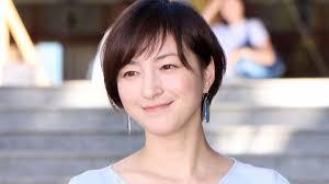 広末涼子の髪型オーダーの仕方はこれだけで間違いない 女優