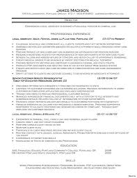 Objective For Legal Assistant Resume Paralegal Assistant Resume Wonderful Personal Resumes Best Legal 17