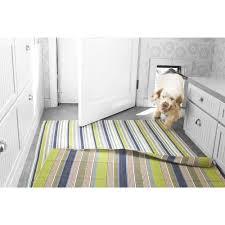 dash and albert rugs woven marina stripe indoor outdoor rug rdb159 black