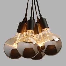 cluster pendant lighting. chrometip 6bulb cluster pendant lamp lighting d