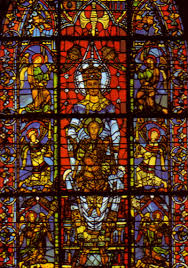 history of art gothic art stained glass