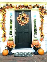 outdoor autumn decorations primitive fall porch a decor primitives and on decorating ideas for front porch fall decor