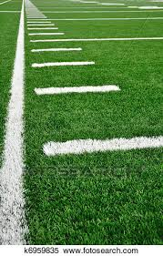 grass american football field. Stock Image - Sideline On American Football Field. Fotosearch Search Photos, Mural Grass Field D