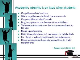 avoiding plagiarism and maintaining academic integrity ppt video  4 academic integrity