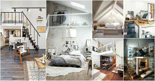 ... Chic Loft Bedroom Decor Ideas That Will Catch Your Eye Inside Apartment  Magnificent Modern Living Room ...