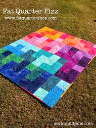 491 best Rainbow Quilts images on Pinterest | Artists, Embroidery ... & Thank you FQS for inviting me to make the FQ Fizz quilt. There are so many  great projects happening at the Fat Quarter Shop and I am always excited to  be a ... Adamdwight.com