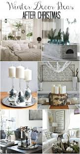 Charming Wnter Decor Ideas For After Christmas Good Ideas