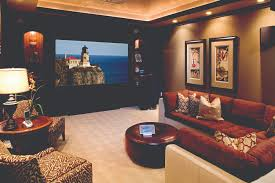 Basement Home Theater Lighting Remodel Your Basement Into A Home Theater Audio Impact