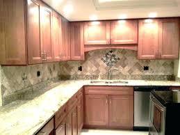 backsplash ideas for dark cabinets kitchen tile ideas with dark cabinets kitchen tile with backsplash ideas for oak cabinets and dark countertops