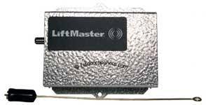 liftmaster compatible garage door opener parts receivers liftmaster door openers high memory universal coaxial receiver 312hm