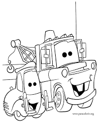 Small Picture mater coloring page disney coloring pages cars coloring pages
