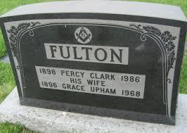 Etta Grace Upham Fulton (1896-1968) - Find A Grave Memorial