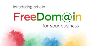 Free .in and .co.in domain names