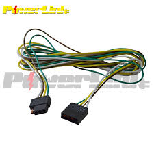h70096 8 split trailer wiring harness flat 4 connector buy h70096 8 split trailer wiring harness flat 4 connector