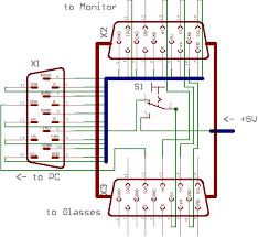 vga splitter schematics wiring diagrams bib vga splitter schematics wiring diagrams konsult vga splitter schematics