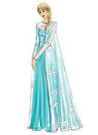 Mccalls Costume Patterns Delectable M48 Winter Princess Dresses And Cape With Collar And Capelet