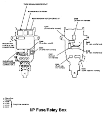 acura cl (1997 1999) wiring diagrams fuse panel carknowledge fuse block wiring diagram on a 2003 chevy s10 acura cl (1997 1999) wiring diagrams fuse panel