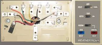 trane thermostat wiring diagram & images trane thermostat wiring 5 wire thermostat at Trane Thermostat Wiring Color Code