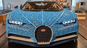 Oh, and the thing is drivable, too. Life Size 1 1 Lego Technic Bugatti Chiron All Details Youtube