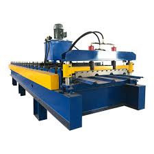 Roll Forming Machine Design Pdf Trapezoidal Roof Roll Forming Machine Factory And Suppliers
