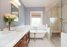 bathroom remodelling. Clean And Simple Bathroom Remodelling In Vancouver Home P