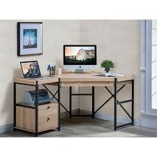 Beautiful corner desks furniture Double Beautiful Corner Desks Furniture Related Zaglebieco Beautiful Corner Desks Furniture Homegramco