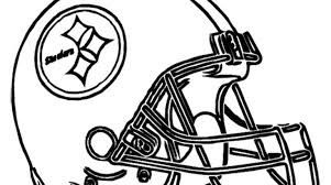 Small Picture 20 Fresh Pittsburgh Steelers Coloring Pages Gekimoe 113634