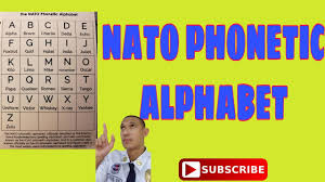 The nato phonetic alphabet is a way of using words to replace letters. Nato Phonetic Alphabet For Security Professional Youtube