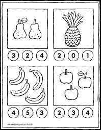 Fruit Colouring Pages Pagina 2 Van 4 Kiddicolour