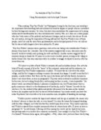psychoanalytic essay co psychoanalytic essay