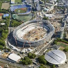 2020 Olympics Stadium Design Olympics Tokyo 2020 Main Stadium 40 Complete Tokyo