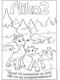 Kleurplaat Kleurboek Sinterklaas Niko2 Kleurplatennl
