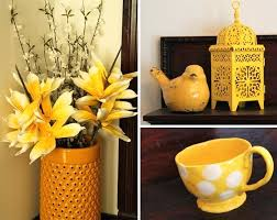 Yellow Home Decor Accents Yellow Home Accents Guest Bedroom Renovation Yellow And Gray 88