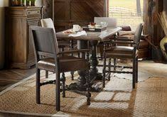 lacks hill country counter height dining room set