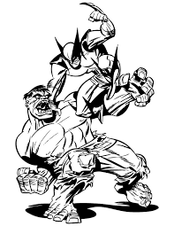 marvel coloring book 1125 best 4 kids coloring pages images on